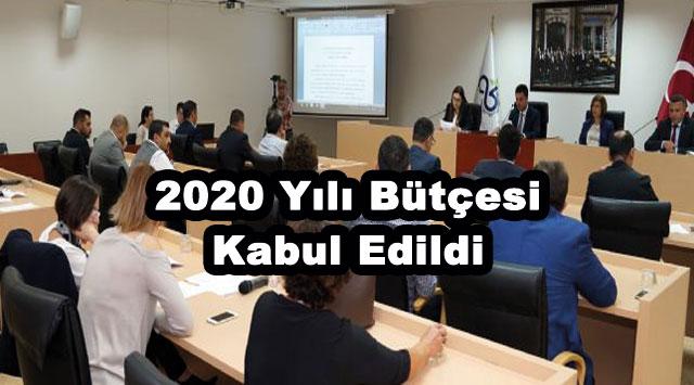 tekirdağ 2020 Yılı Bütçesi Kabul Edildi