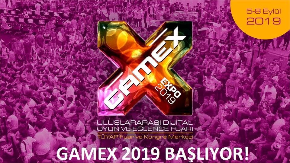 tekirdağ Gamex 2019 Başlıyor!