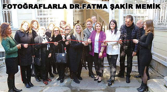 tekirdağ  FOTOĞRAFLARLA DR.FATMA ŞAKİR MEMİK