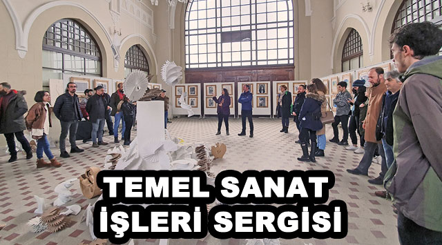 tekirdağ TEMEL SANAT İŞLERİ SERGİSİ