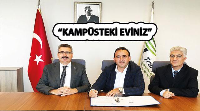 """tekirdağ """"KAMPÜSTEKİ EVİNİZ"""""""