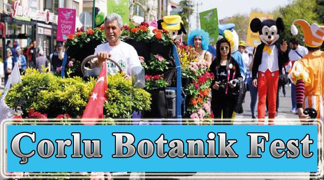 tekirdağ Çorlu Botanik Fest