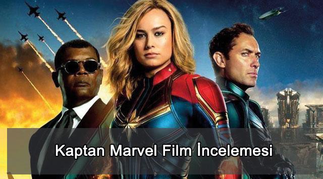 tekirdağ Kaptan Marvel Film İncelemesi