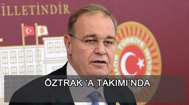 tekirdağ ÖZTRAK 'A TAKIMI'NDA