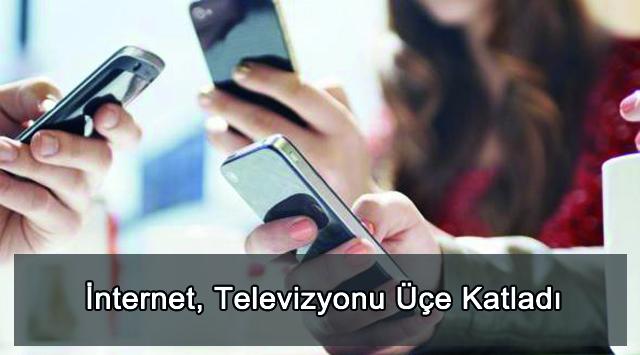 tekirdağ İnternet, Televizyonu Üçe Katladı