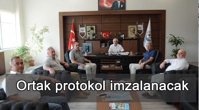 tekirdağ Ortak protokol imzalanacak