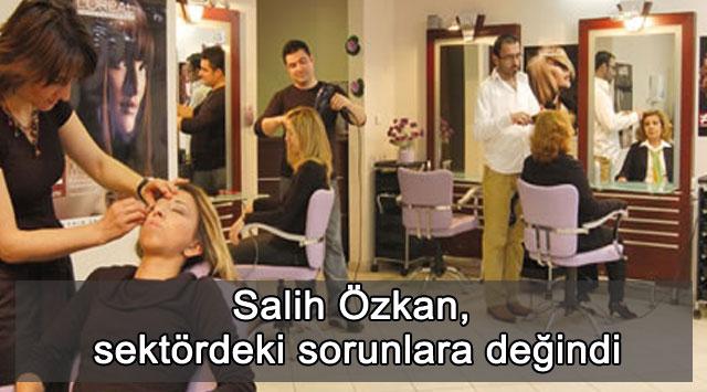 tekirdağ Salih Özkan, sektördeki sorunlara değindi