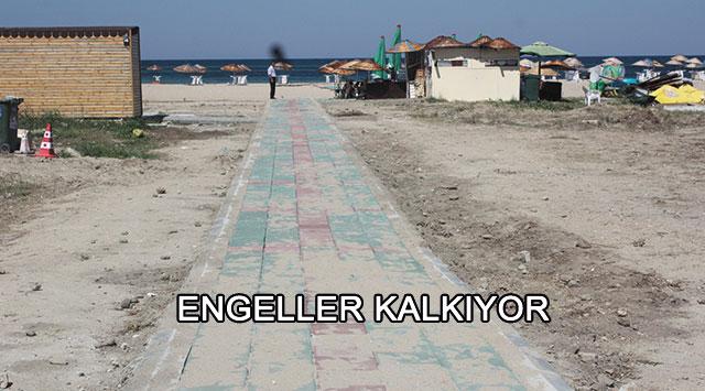 tekirdağ ENGELLER KALKIYOR