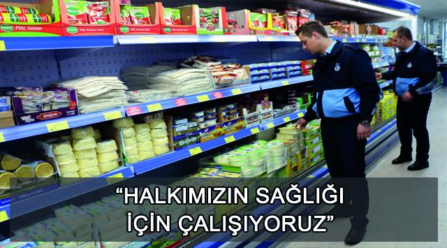 """tekirdağ Marmara Ereğlisi Başkanı Uyan """"halkımızın Sağlığı İçin çalışıyoruz"""""""