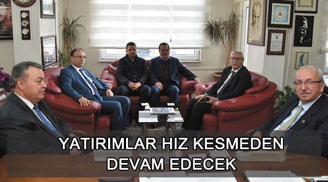 """tekirdağ """"HEMŞERİ DERNEKLERİNE ÖNEM VERİYORUZ"""""""