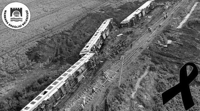 tekirdağ Yakınlarını Tren Kazasında Kaybeden Vatandaşlarımızın Acısını Paylaşıyoruz