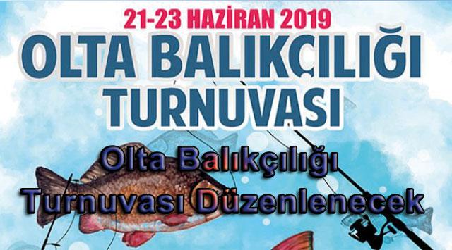 tekirdağ Olta Balıkçılığı Turnuvası Düzenlenecek