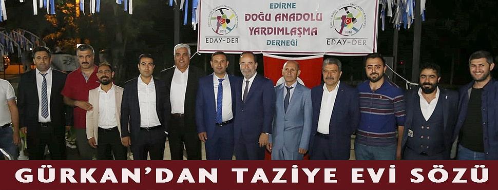tekirdağ EDİRNE BELEDİYESİ'NDEN 'ÖNCE YAYA' KAMPANYASINA DESTEK