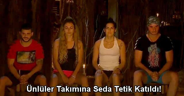tekirdağ Survivor 2016'da ünlüler takımına Seda Tetik katıldı!