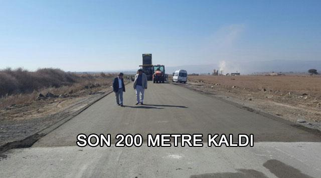 tekirdağ Son 200 Metre Kaldı