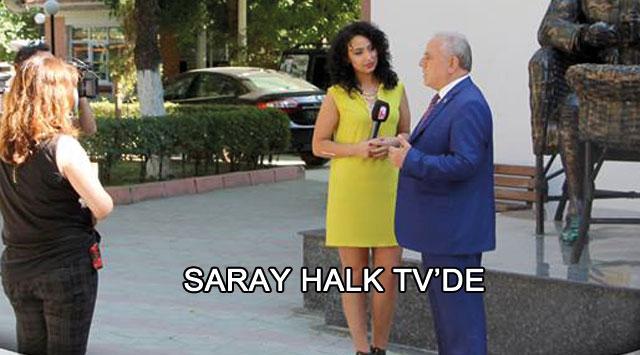 tekirdağ Saray, Halk Tv'de!
