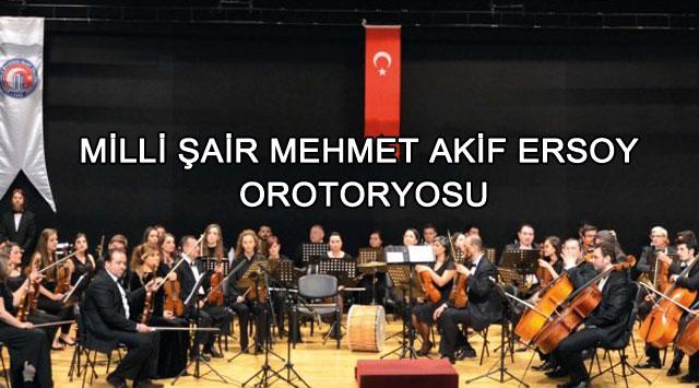 tekirdağ Milli şair Mehmet Akif Ersoy Orotoryosu