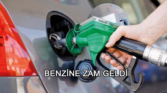 tekirdağ Benzin Fiyatları Zamlandı